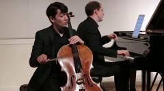 Music in Focus: Beethoven Cello Sonata in F Major, op. 5. no. 1