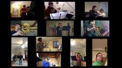 Trojan Trombones-UMass Amherst Trombone Choir