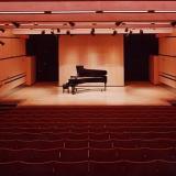 UMass's Bezanson Recital Hall