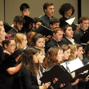 HS & Collegiate Choral Festival