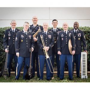 US Army School of Music Jazz Combo