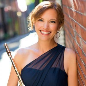 Nancy Stagnitta, guest flutist