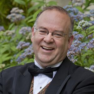 Andrew Megill, guest conductor