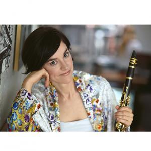 Carol McGonnell, clarinet