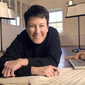 Jennifer Higdon, composer