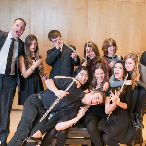 Flute Studio fun