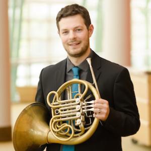 Josh Michal, horn