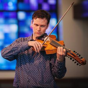 Matthew Dane, viola d'amore