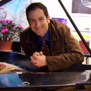 Stephen Page, jazz pianist/accompanist