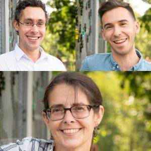Joshua Addison, David Rubin, Nancy Galluzzo