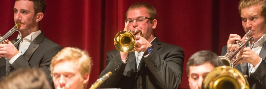 Wind Ensemble brass