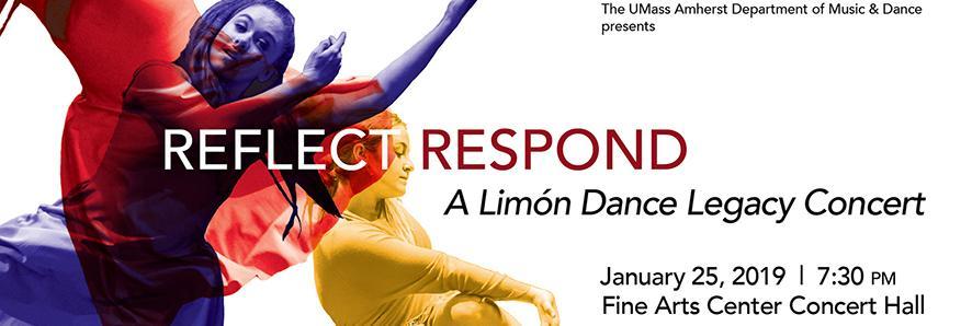 Reflect/Respond: A Limon Dance Legacy Concert