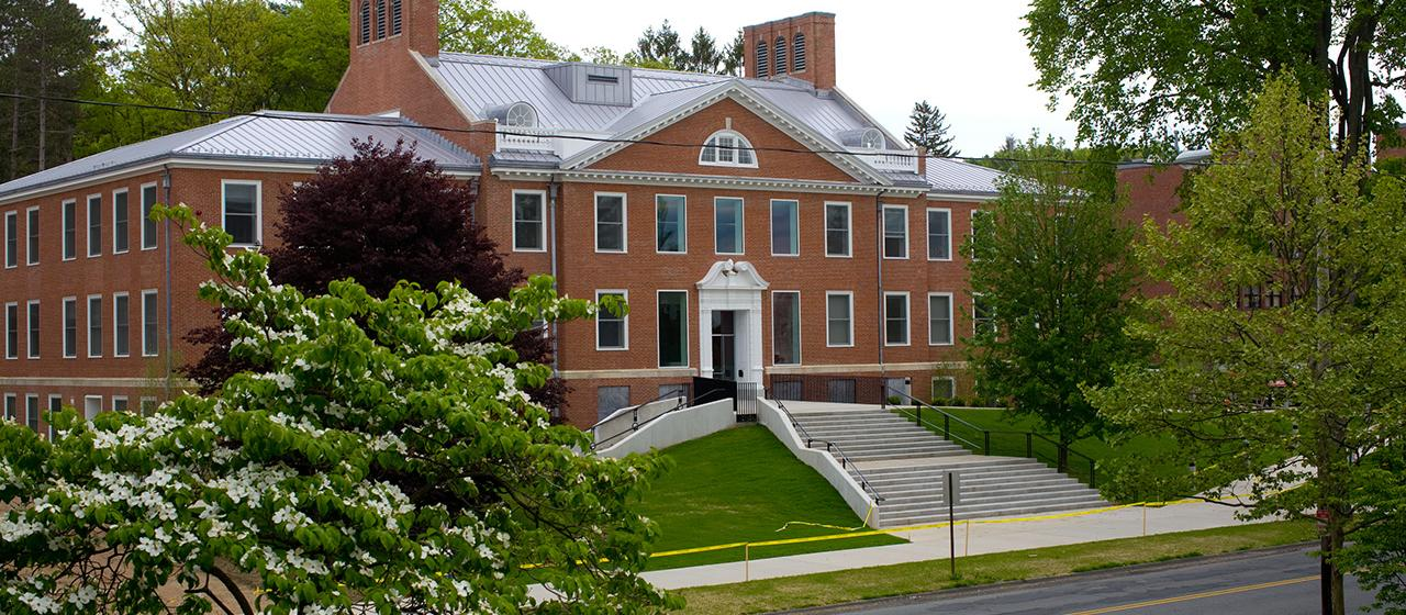 Skinner Hall | UMass Amherst College of Nursing