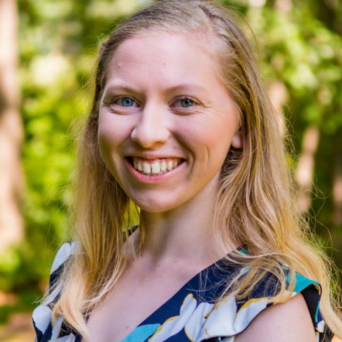 Alison McIsaac, Fulbright Awardee 2020-21