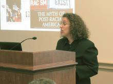 Linda Tropp at Congressional Seminar Series