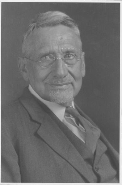 Joseph B. Lindsey, ca. 1930