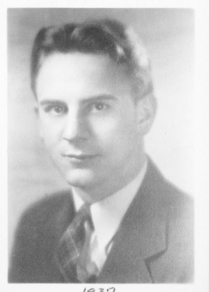 Oswald Tippo, 1937