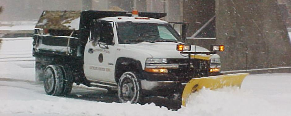 Snow Removal at UMass