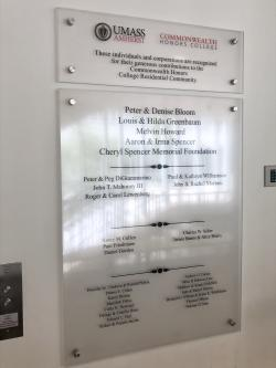 CHCRC Donor Wall