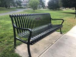 Steve Israel Tribute Bench