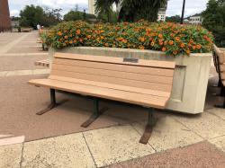 Richard W. Boyle Family Tribute Bench