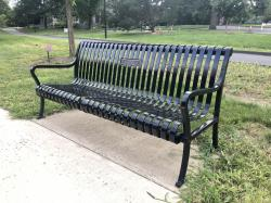 Katherine and John A. MacLeod Tribute Bench