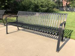 College of Engineering Class of 2001 Bench