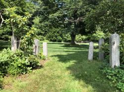 John Atkinson Gate Posts