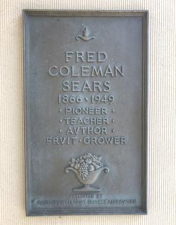 Fred Coleman Sears