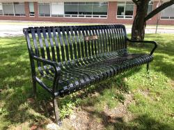 Gary S. Soroka Tribute Bench