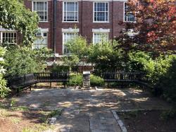 Stevenson Fletcher Tribute Garden