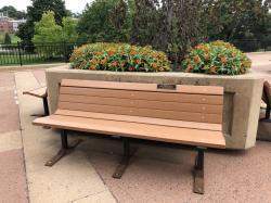 Finegold & Houston Family Tribute Bench