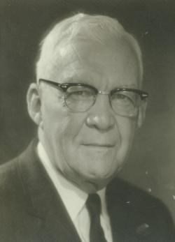 Alden C. Brett, ca. 1963