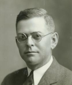 Curry Hicks, ca. 1931