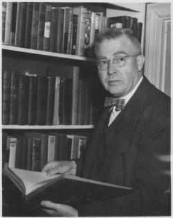 Robert Powell Holdsworth, ca. 1953