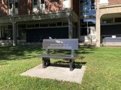 Meaghan McGrath Tribute Bench