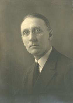 Edward M. Lewis, ca. 1926