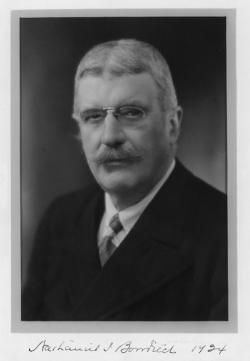 Nathaniel I. Bowditch, 1924