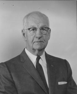 Harry Dunlap Brown, ca. 1965