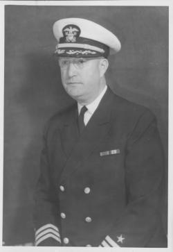 William Michael Cashin, ca. 1949