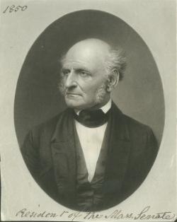Marshall P. Wilder, 1850