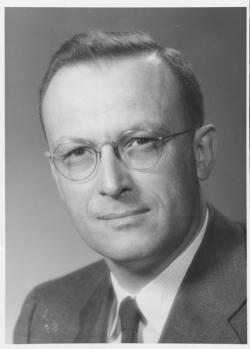 Dr. Phillip Bezanson, ca. 1961