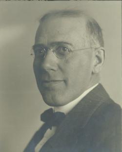 George Louis Farley, ca. February 1921