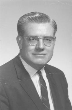 William E. McEwen, ca. 1973