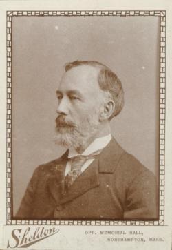 George F. Mills, ca. 1890
