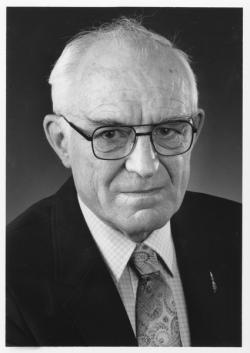William Brown Nutting, ca. 1960