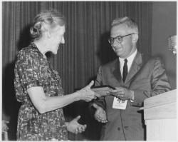 Mildred Pierpont, ca. 1962