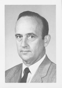 Joseph Troll, ca. 1965