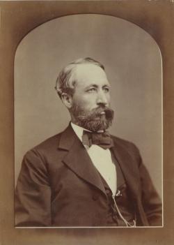 William S. Clark, ca. 1876