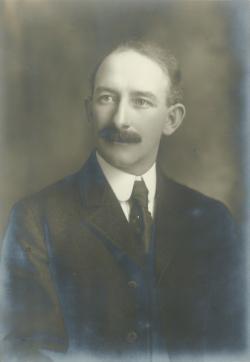 Edward A. White, ca. 1895